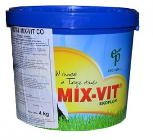 Mix-Vit CO 4% 4kg