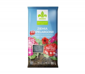 Ziemia Kronen do pelargonii 20l