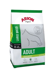 Karma dla psów Arion adult large chicken & rice 12kg
